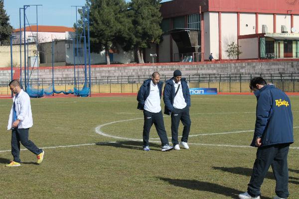 Το iraklis1908.gr βρίσκεται στο Δημοτικό γήπεδο Γιαννιτσών απο όπου θα σας μεταφέρει την εξέλιξη του αγώνα