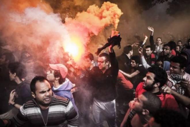 Θανατική ποινή σε 21 οπαδούς στην Αίγυπτο! | onsports.gr