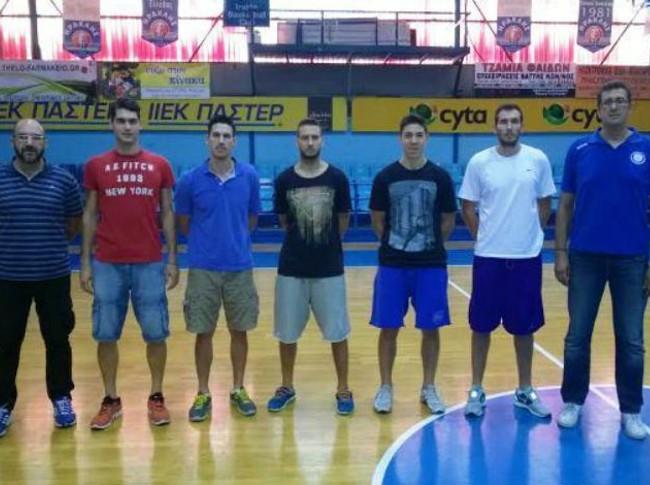iraklis)-basket