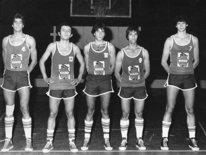 Αποτέλεσμα εικόνας για παλιές φωτογραφίες Ηρακλής μπάσκετ